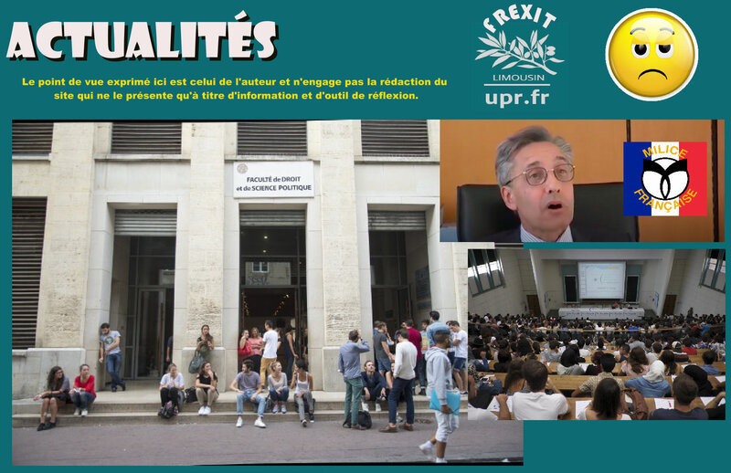 act MILICE FAC DROIT MONTPELLIER