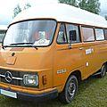 <b>MERCEDES</b> 206D van