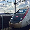 Un jeune marocain débarqué en gare d'Avignon <b>TGV</b> après des faits de violence