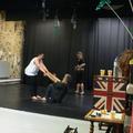 Théâtre et jeux de rôles fin