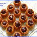 Bouchées pain d'épices / choco