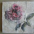 Dernières roses patinées...écloses