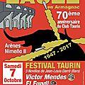 Éauze - festival taurin