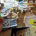 Un bel Atelier de jeunes créatrices !