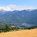 Lac de Serre-Ponçon : le joyau des Alpes du Sud