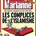 Marianne dénonce les idiots utiles.
