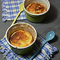 Soufflé au citron super facile