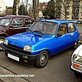 Renault 5 alpine turbo (Retrorencard mars 2013) 01