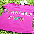 Terrible two !!!!