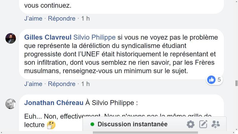 GillesClavreulUNEF-infiltréParLesFrèresMusulmans