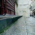 De l'utilité du Graffiti...
