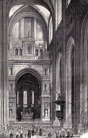 Nantes - cathédrale 2