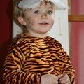 Un tigre dans la maison...