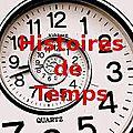 The challenge, « histoires de temps »