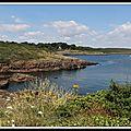 La côte de Concarneau à Guidel, Malachappe à Moëlan-sur-Mer