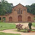 La chapelle du grand séminaire de Kabue