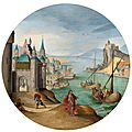 <b>A</b> set of rare late Renaissance allegories of the months of the year surpasses the high estimate at Koller