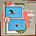 Page flamants