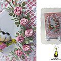 ART 2012 11 oiseau et roses quilling 2