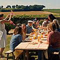 Au <b>Nom</b> de La <b>Terre</b> :la touchante saga familiale et rurale d'Edouard Bergeron