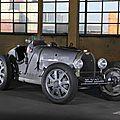 1929 Bugatti Type 35B <b>Grand</b> <b>Prix</b> deux places