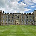 Chateau de kimbolton - cambridgeshire - royaume-uni