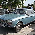 PEUGEOT 204 coupé Châtenois (1)