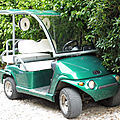 ITALCAR Nev Attiva golfette électrique 4 places