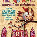 Trinqu'arts 2ème édition !!