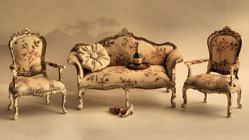 canap louis xv humpty dumpty. Black Bedroom Furniture Sets. Home Design Ideas