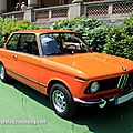 Bmw 1502 berline 2 portes de 1975 (37ème Internationales Oldtimer Meeting de Baden-Baden) 01