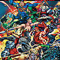 Dc rebirth en album