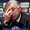 Pourquoi veut-on évincer <b>Ancelotti</b> ?