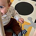Un peu de <b>bricolage</b> pour bébé ? Boule et bouteilles sensorielles