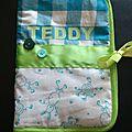 Carnet de sante ...pour un p'tit teddy