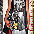 «French kiss in nyc» collector n°1105106029 Robe multi saison taille36/38/ 40/42 129euros
