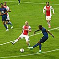 But pogba ajax - manchester united 0-1