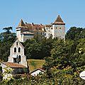 Le château de goudourville