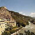 Balade dans les alpes de haute provence