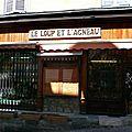 Le <b>loup</b> et <b>l</b>'<b>agneau</b> Briançon Hautes-Alpes vêtements
