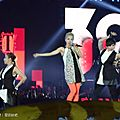 Jolin at Spring Festival Gala 30th anniversary in Changsha + 100,000 visitors mark reached
