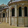 Architecture religieuse parisienne.