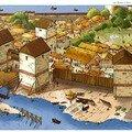 Premières occupations gauloises sur une des îles de la Seine