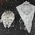 Star Wars : <b>Armada</b> - Vague 2, le jeu des comparaisons