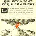 Les volcans affairés. affaire prise à la lettre.