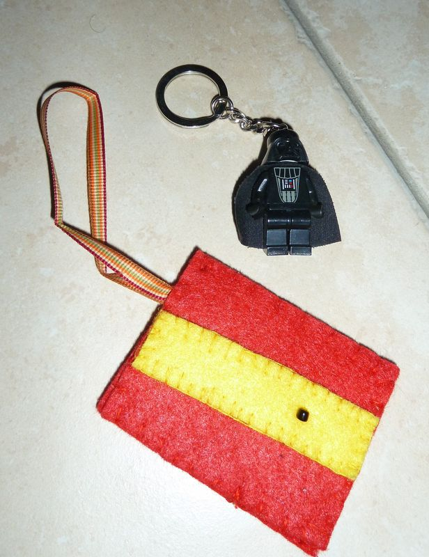 Drapeau Espagnol, Kdo papa