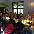Déjeuner au restaurant Xiao Shan Tang