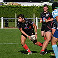 14-15, juniors x Libourne, 18 octobre 14