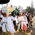 أمير المؤمنين الملك محمد السادس يترأس بتطوان حفل الولاء