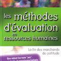 Les méthodes d'évaluation en ressources humaines : la fin des marchands de certitude - christian balicco